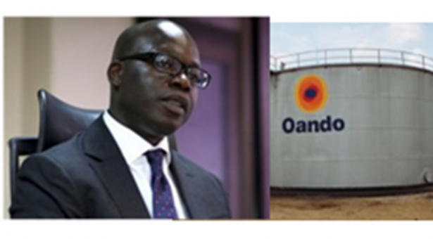 Oando Reveals Constructions of Private Jetty at Apapa