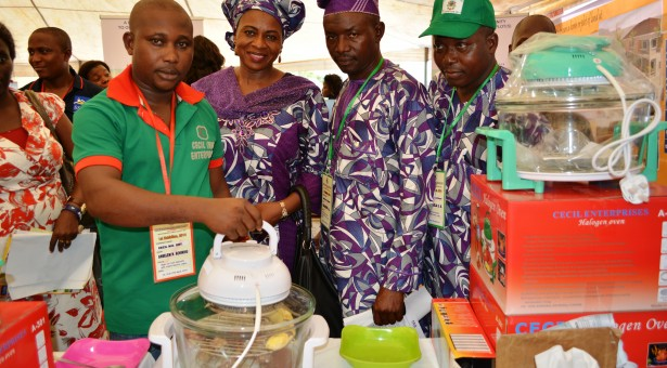NPA HQ Staff Cooperative Holds 1st Exhibition