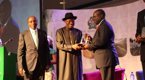 CBN Rewards Sterling Bank with Agricultural financing Best Performing Bank Award: