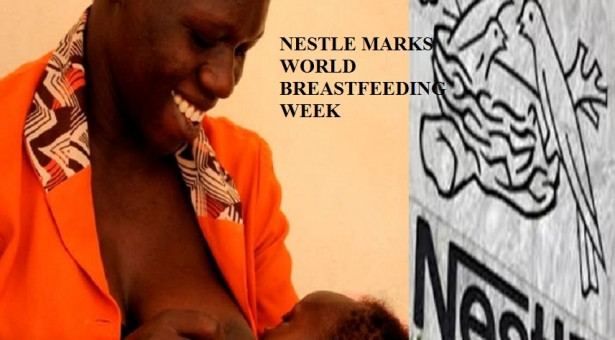 Nestlé highlights its commitment to breastfeeding in Central and West Africa