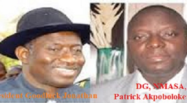 President Jonathan Approves DG NIMASA's second tenure in the agency, ahead of expiration date