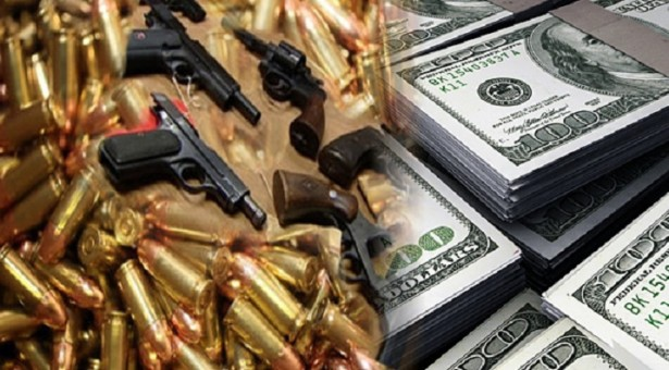 NCS, Seme Area Command open up on Illegal arms deal