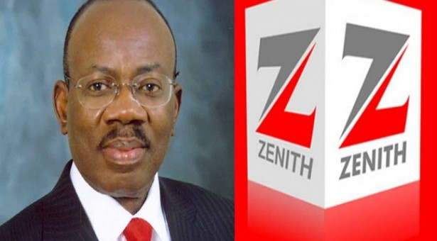 Zenith bank welcomes Jim Ovia with sterling financial performance