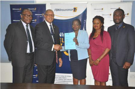 FBNINSURANCE PROVIDES N14.5M GROUP COVER TO JOURNALISTS