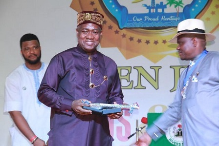 Rivers State honoured Volpi, Jonathan, 125 others