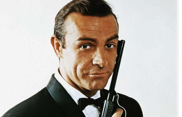 Hollywood actor, James Bond is dead