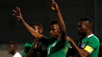 Nigeria, Corsica friendly ends in stalemate