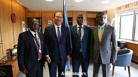 NIGERIA SET TO RETURN TO INTERNATIONAL MARITIME ORGANISATION COUNCIL – BALLA