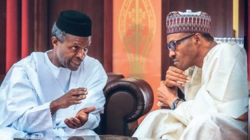 Democracy Day: Osinbajo highlights successes, challenges of Buhari administration
