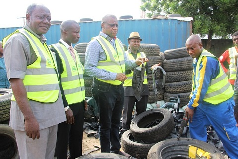 SON calls for strong collaboration against Substandard goods in Nigeria