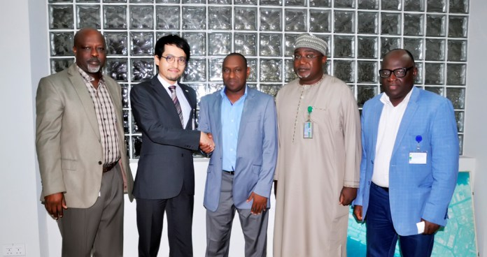 NPA, Japanese Government calls for more robust synergy between On Developmental Projects