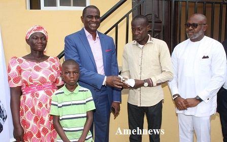 Airtel Builds Multimillion Naira, Ultra-Modern Apartment for Fire Victims