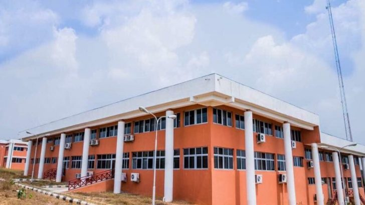 CBN Donates Block Building To Technical Varsity
