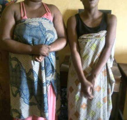 Two prostitutes arrested for alleged stabbing of customer