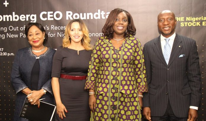 NSE BLOOMBERG CEO ROUNDTABLE: Nigeria to explore new paradigms for economic growth
