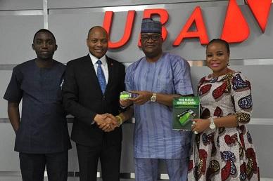 Bridge Concept PartnersUBA To Deeps Cashless Payment Through NaijaGreen Card