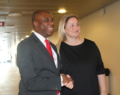 NIGERIAN MARITIME SECTOR STRATEGIC FOR INVESTORS-AMAECHI