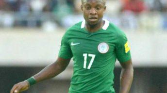 Bafana Bafana Surprise Super Eagles 2-0 in Uyo