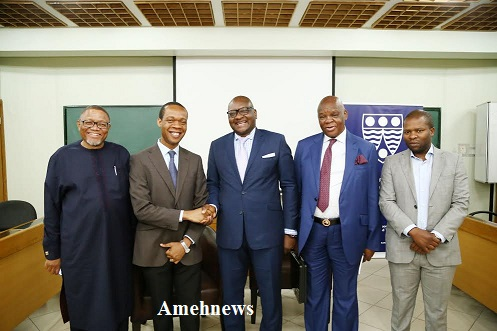 SOUTH AFRICAN PREMIER VISITS LAGOS BUSINESS SCHOOL, LISTS FACTORS FOR AFRICA'S ECONOMIC GROWTH