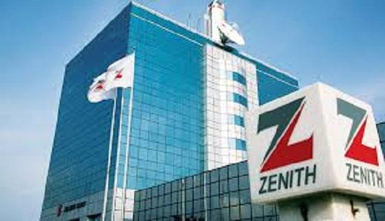 Zenith Bank unveils redesigned website