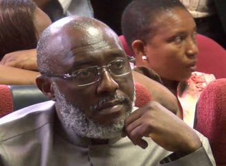 BREAKING: Justice Abang dismisses Metuh's application for stay of proceedings
