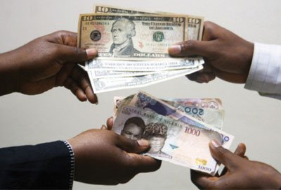 Naira gains seven points against Dollar after CBN intervention