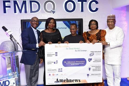 The Bond Market, The OTC Exchange and FMDQ HonoursOutgoing DG, DMO