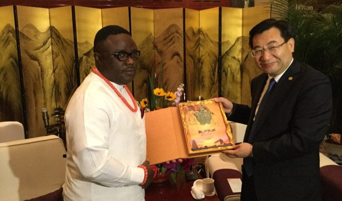 Nigeria, China to build solid minerals database