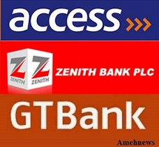 Access Bank, Zenith Bank & GT Bank contributes N12bn out of N29bn turnover of the week