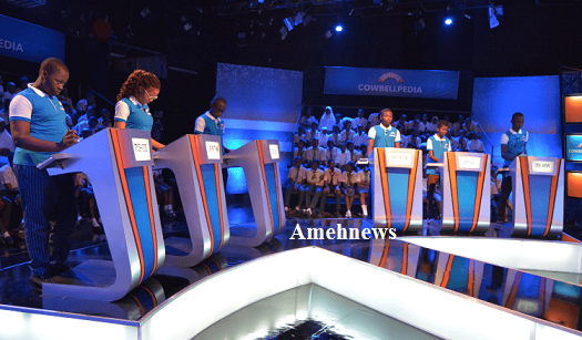 EDO, ONDO PRODUCE SEMI-FINALISTS IN 2017 COWBELLPEDIA MATHEMATICS TV QUIZ SHOW