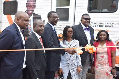 LEADWAY ASSURANCE MOBILE OFFICE TO CREATE MORE AWARENESS, DEEPEN PENETRATION