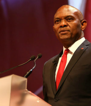 Human Trafficking is Evil in our society says Elumelu