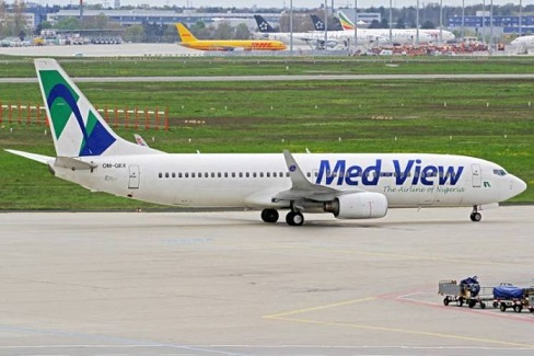 Medview Airline aborted flight at Ilorin airport