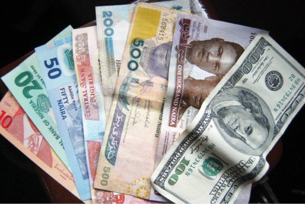 Naira dips further against the dollar