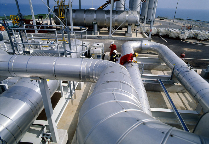Gas pipeline to be completed in 2019