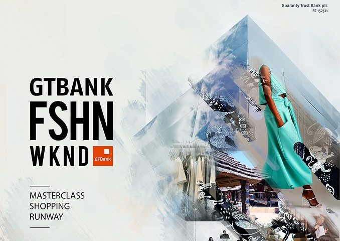Why is GTBank organising a fashion event, and why should I attend?