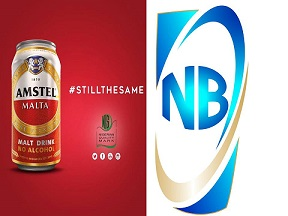 REPEAT BROADCAST: NEW PACKAGING, SAME AMSTEL MALTA