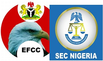 SEC drags EFCC into capital market operation sign MoU