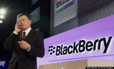 BlackBerry Files Patent-Infringement Suit Against Nokia