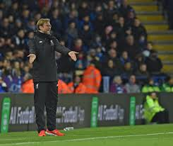 Klopp says Liverpool players were not ready for Leicester defeat