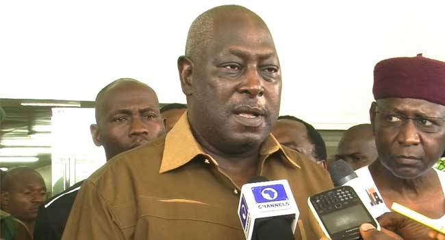 BREAKING: Buhari suspends SGF Babachir Lawal, DG NIA