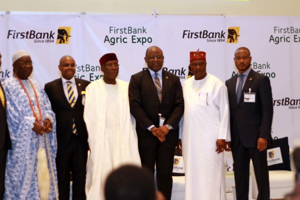 First Bank Nigeria Promotes Agriculture for Growth & Sustainable Development in Nigeria at the FirstAgricExpo2017