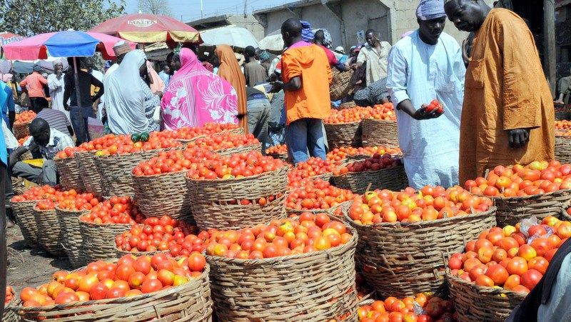 Prices of rice, tomatoes, yam decrease in April – NBS