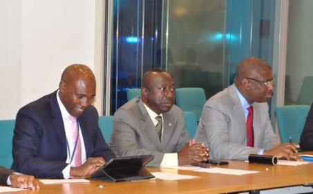 IMO: AAMA Chairman, Dakuku Peterside Meets African Representatives.