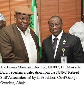 Restructuring Will Place NNPC on Growth Trajectory – GMD