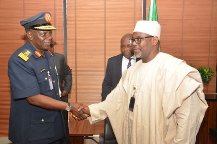 NNPC, Presidential Committee to Collaborate against Oil Theft