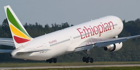 SAHCOL has resumes handling servicess of Ethiopian Airline in Kaduna