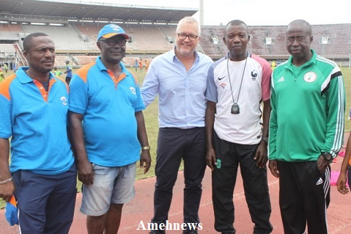 Parents Commend Promasidor for Cowbell Football Academy