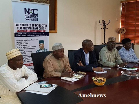 Ericsson Group Visits NCC, Expresses Interest to harness the vast potentials of the market in the Nigerian