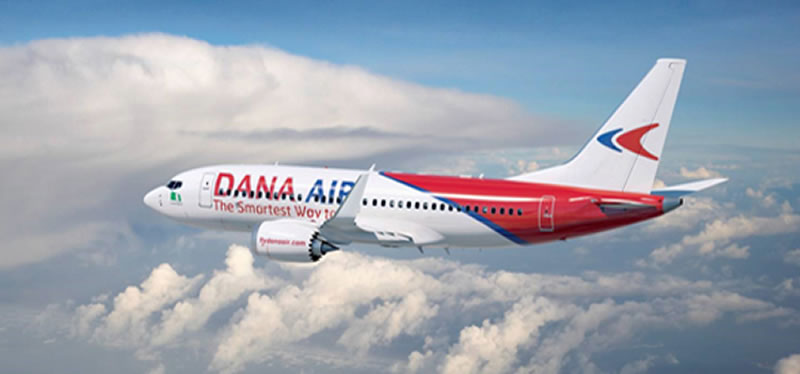 Dana solicits govt's support for domestic airlines